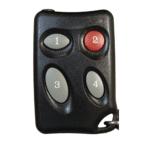 Keyscan elvutoa txprx10 remote key fob